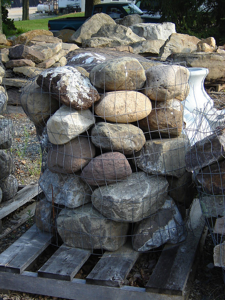Pennsylvania One Man Round Boulders
