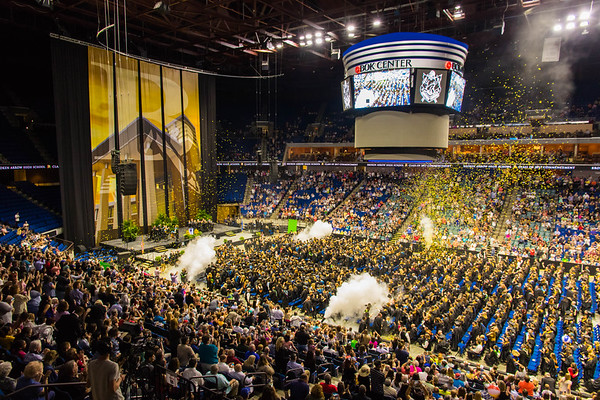 BAHS Graduation 2017