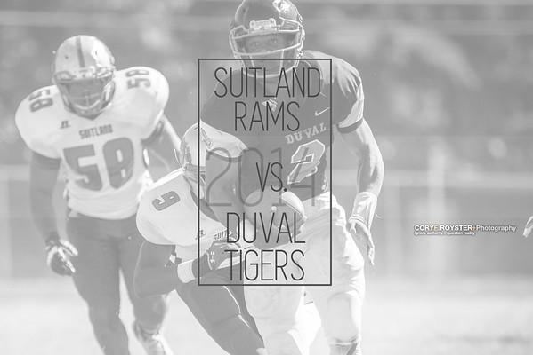 Suitland vs DuVal