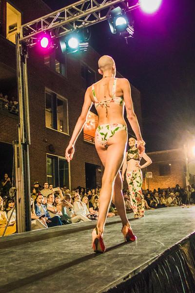 West 18th Street Fashion Show 2019
