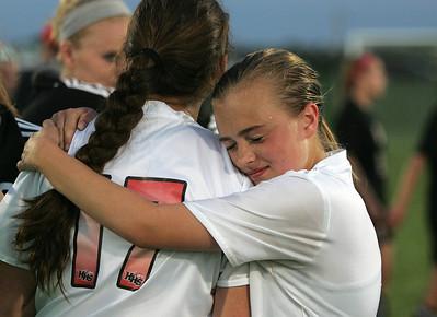20130521 - Barrington defeats Huntley in Girls Regional Soccer Game