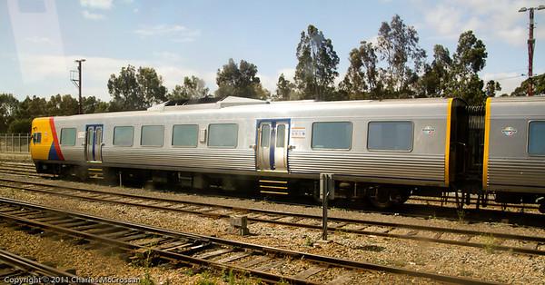 Railways around Adelaide