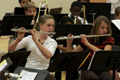 2008, November 6 Crestwood 6th Grade 1st Concert
