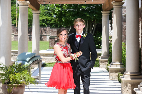 Tanner Childs and Paige Knight