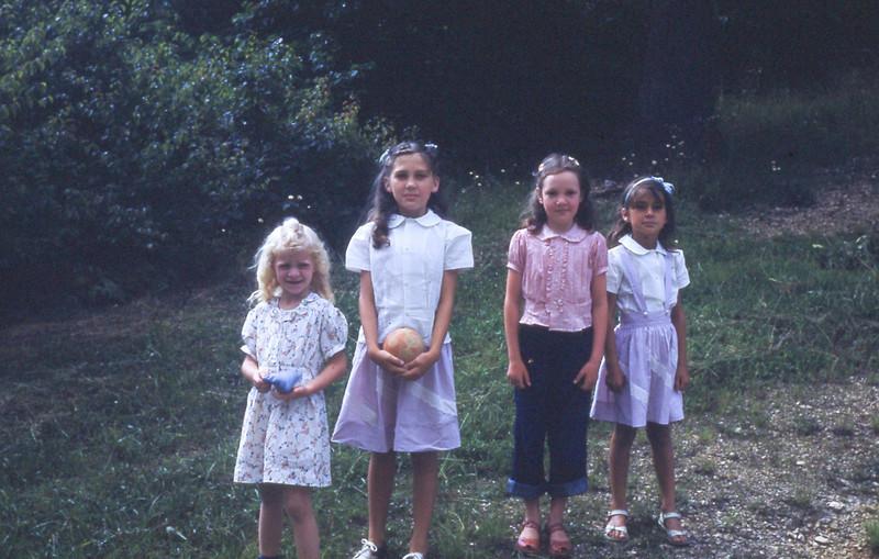 1950 - Some children from Larimer DVBS