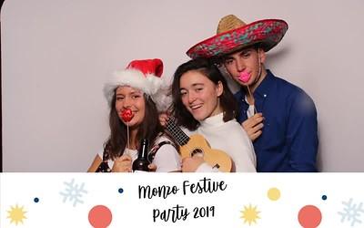 Monzo Festive Party 2019