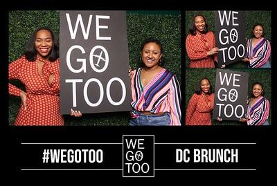 We Go Too DC Brunch