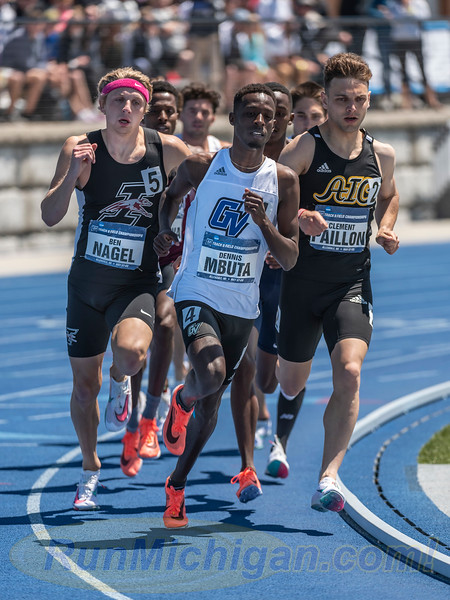 Ike Lea Featured Photos - 2021 NCAA D2 Outdoor Championships
