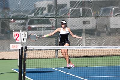 CU vs Tarelton Tennis