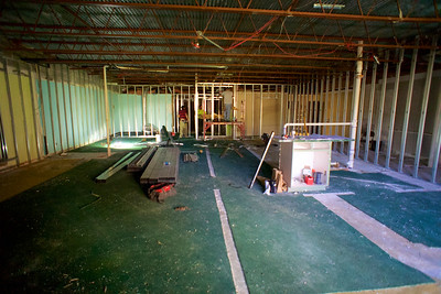 KIDZ TOWN CONSTRUCTION PHOTOS
