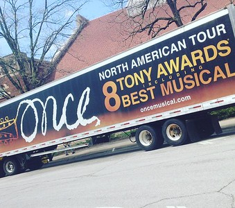 Once the Musical - April 21, 2016