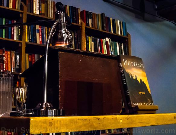 Lance Weller at Elliott Bay Books