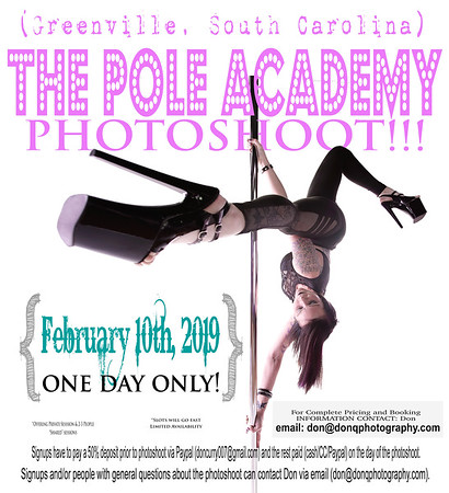 Gail (Pole Academy)