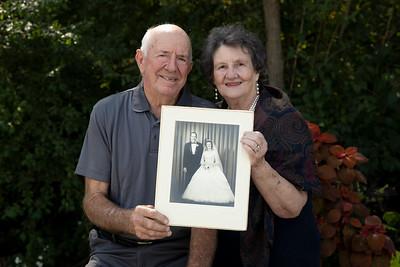 Edgar & Judy Muenks 60 years