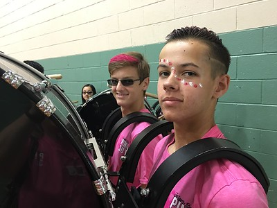 Pink Out Pep Rally (October 12, 2017)
