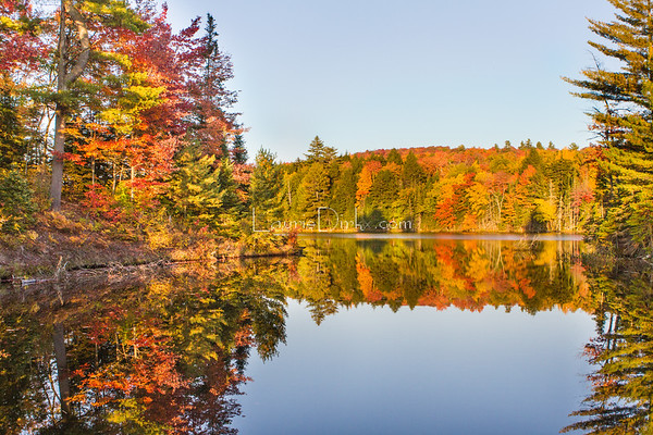 Adirondacks ~ Central Region ~ Autumn ~ 2014