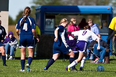 2011 PHS Soccer JV vs Seymour