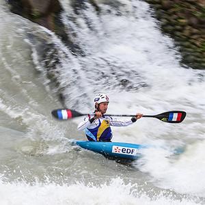 ICF Canoe Kayak Slalom World Cup Final Bratislava 2012