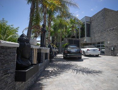 The Amari Bugatti House