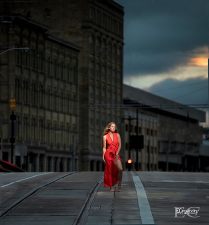 Milwaukee Downtown photoshoot