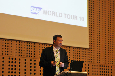 SAP WORLD TOUR 2010 - Press