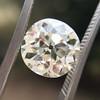 3.46ct Old European Cut Diamond GIA M, VS1 23