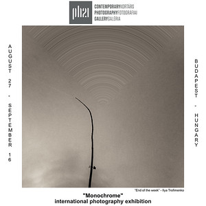 "26.08.2020 - ""Monochrome"" exhibition"