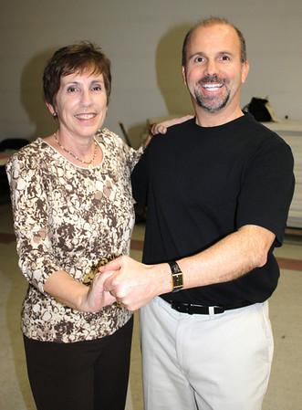 Dancing, Hometown Fire Company, Hometown (1-19-2011)