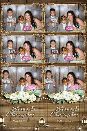 Liliana & Christopher's Wedding