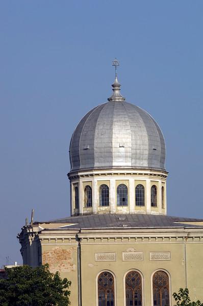 Synagogue, Oradea, The Banat, Romania
