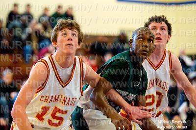 Holy Trinity Vs Chaminade, Boys Freshman Basketball 02.14.10