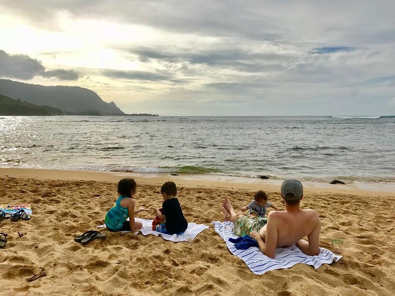 Pu'u Poa Beach