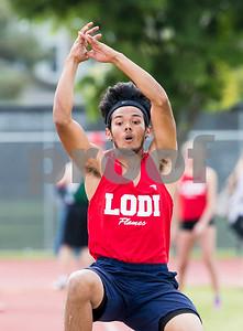 Lodi High Track & Field 2017 Highlights