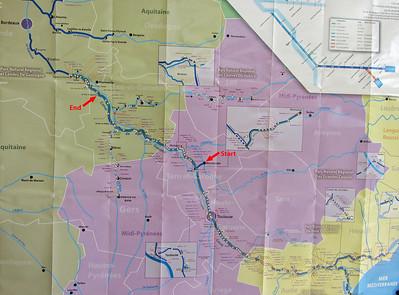 Le Canal Lateral a La Garonne: Part II - Montauban > Castelsarrasin > Mosaic