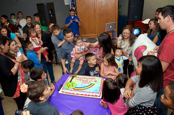 Children's Birthday Coverage
