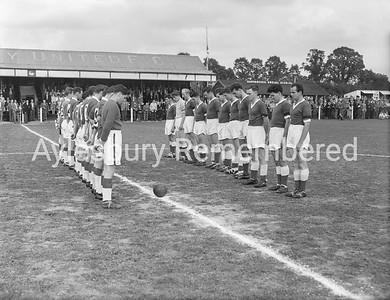 Aylesbury Utd v Oxford City, Sep 19th 1959