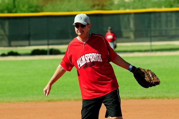 Palm Springs Heat vs DOC Softball