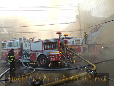 11/3/14 - South 12th Avenue 3rd Alarm