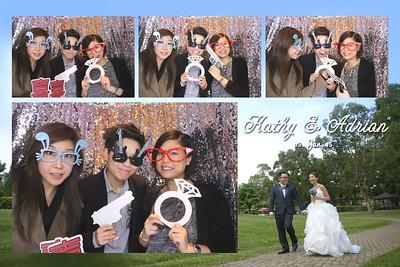 Kathy & Adrian's Wedding - 15th Jan 2015