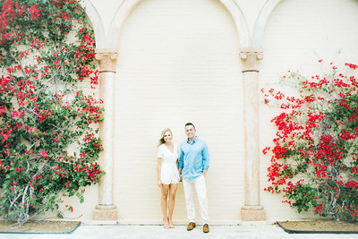 Lauren + Dan | Palm Beach Engagement