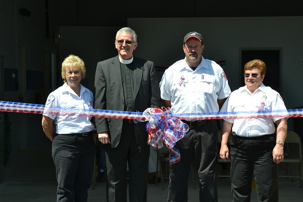 Lehighton Ambulance opens Summit Hill Station - 5/19/2012