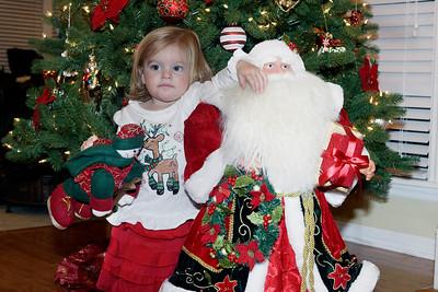 2010 Brooklyn Christmas photos