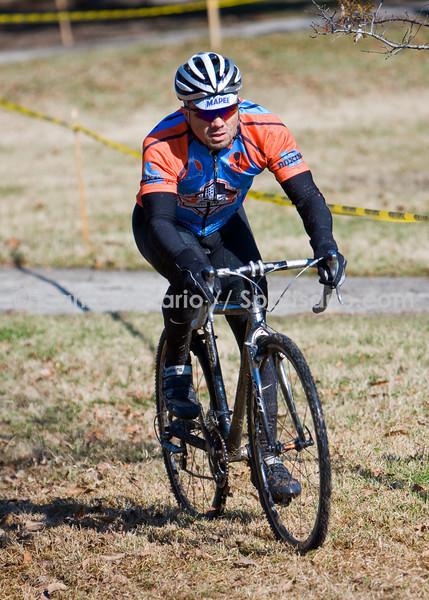 Men's Cat 4 // Bikesport Cyclocross Challenge (January 19, 2008)