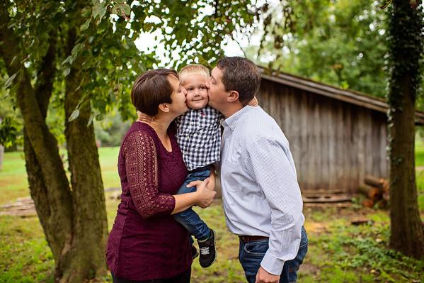Healy Family - Mini 2018