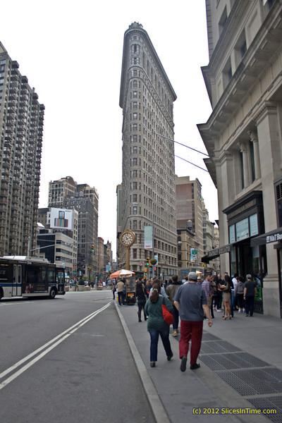 Broadway to Lower Manhattan Walk