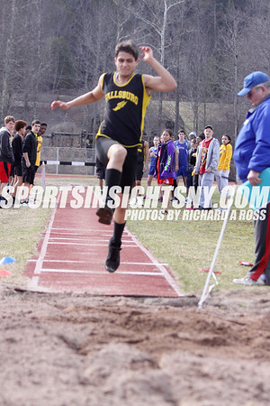 Tri-Valley vs. Fallsburg and Chester Track and Field