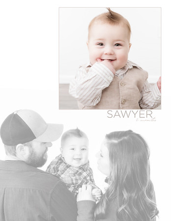 Sawyer 6 Month