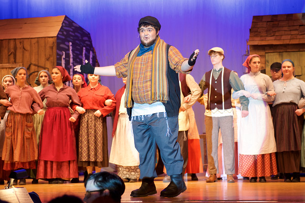 """NBHS """"Fiddler on the Roof"""" Performance Photos - Gallery #2"""