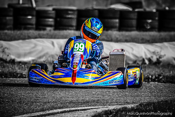 Motorsport Ireland Karting Championship 2016 - Round 8 - Cork