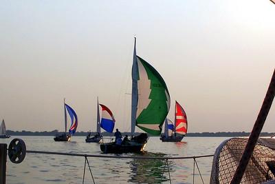Sailing...Sailing....